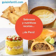 ¿Qué tal una receta tradicional de Perú para hoy? http://www.guiainfantil.com/recetas/internacionales/peruanas/recetas-peruanas-tradicionales-para-ninos-y-embarazadas/