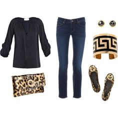 Like alot!!...Would probably only go with one leopard accessory at a time though...At my age anyway. :)