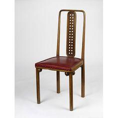 Chair, Josef Hoffman, ca 1905. V