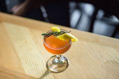 For Remembrance | Photo: Daniel Krieger  Gran Classico Lillet Rosé bianco vermouth grapefruit juice grapefruit bitters