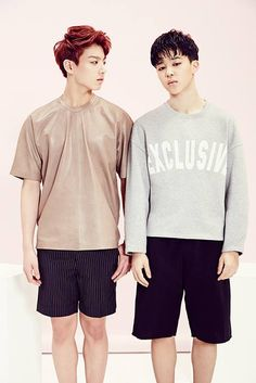 Jungkook and Jimin, BTS - High Cut Magazine