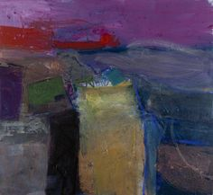 Barbara Rae RA Winter Light, Lammermoor 1943 Acrylic and collage on canvas 1832 x 1980 x 40 mm Contemporary Landscape, Abstract Landscape, Landscape Paintings, Barbara Rae, Abstract Geometric Art, Royal Academy Of Arts, Winter Light, Art Uk, Your Paintings