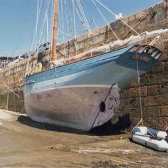 Scilly Isles pilot-cutter replica