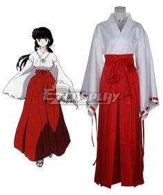 Inuyasha Kikyo Cosplay Cosplay Costume