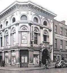 """Mary Street Cinema,"""" The Maro"""",  Dublin 1950s"""