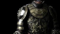 King Joffrey's armor from Games Of Throne