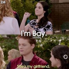 """S3 Ep14 """"Oh, Future"""" - Bay and Emmett"""