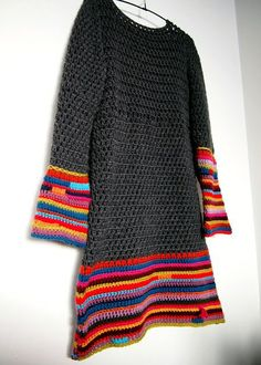 this is  Crochet but I could knit one....