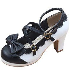 Partiss Damen Gothic Lolita High-top Casual Schuhen PU Pu... https://www.amazon.de/dp/B01DW24MM4/ref=cm_sw_r_pi_dp_tUiDxbXG6M0CT