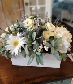 Make sure you bring home some pretty flowers and make a farmhouse inspired arrangement! Keep in mind, too, you don't need a conventional arrangement s. Silk Floral Arrangements, Beautiful Flower Arrangements, Table Arrangements, Silk Flowers, Beautiful Flowers, Fresh Flowers, Spring Flowers, Flowers Garden, Tropical Flowers