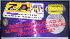 Schuldirektor Christoph Ludwig - Zentralausschuss-Personalvertretung OÖ-... Videos, Bill Of Rights, Teachers, School