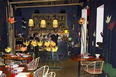 Cinco restaurantes gourmet aptos para celíacos  Lotus Neo Thai, un oasis oriental con una riquísima propuesta para celíacos.         Foto:Agustina Ferreri