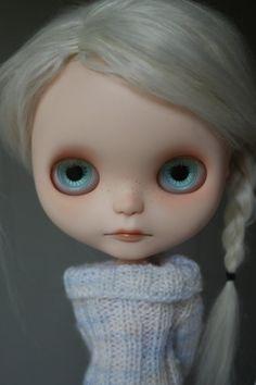 Blythe Custom Cathleen  by Nenyadolls by NenyaDolls on Etsy