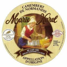 Marie Harel : l'inventrice du camembert ?  http://www.fromage-normandie.com/fr/camembert-normandie/historique-camembert.html