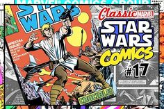 Classic Marvel Star Wars Comics #17: Crucible! with Randy Martinez. Randy joins us to discuss this Luke-centric episode involving Womp Rats Skyhoppers and Beggar's Canyon! https://buff.ly/2k6Ni2V