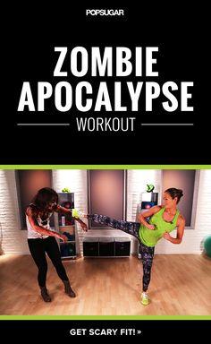 Zombie Apocalypse Workout
