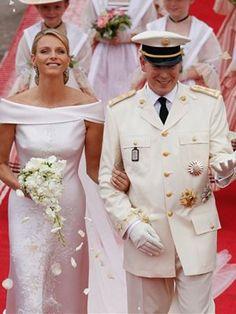 Prince Albert II and Princess Charlene of Monaco | The World's Royalty | Comcast.net