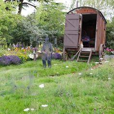 Garten Terrasse Wohnideen Möbel Dekoration Decoration Living Idea Interiors home garden - Ein Hauch von Geschichte Küsten Garten