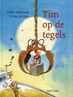 prentenboek Tim op de tegels