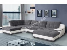 270.000.- Bari U kanapé Bari, Couch, Furniture, Home Decor, Dekoration, Settee, Decoration Home, Room Decor, Sofas