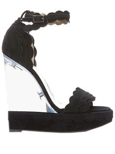 Spring 2013 Shoe Report: 50 Chic Pairs: Clear Choice