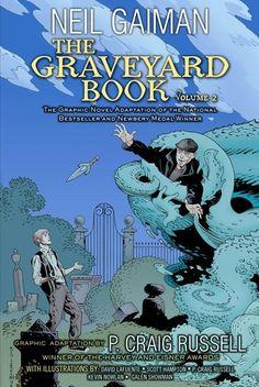 The Graveyard Book Graphic Novel: Volume 2 - Neil Gaiman, P Craig Russell