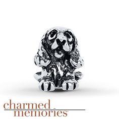 Charmed Memories Cocker Spaniel Charm Sterling Silver