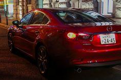 2015 新型マツダ アテンザ #Mazda #Atenza #Mazda6 #Sedan #Japan
