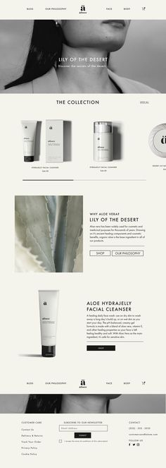 Modern, clean and natural skincare branding and cosmetic packaging. Simple and sophisticated, professional apothecary website and e-commerce. Simple neutral color palette, minimalist brand design, clean and modern web design. Website Design Inspiration, Best Website Design, Minimal Website Design, Clean Web Design, Modern Web Design, Modern Website, Portfolio Website Design, Web Design Trends, Website Designs