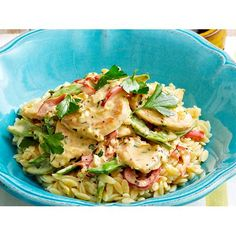 Honey mustard chicken risoni recipe - By Woman's Day