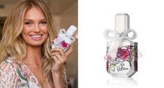 Victoria's Secret Angel Romee Strijd launched the new Victoria's Secret's fragrance, xo Victoria, in New York City.