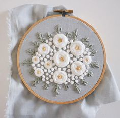 Lizzie's needlework...