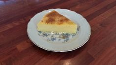 Prăjitură cu griş şi iaurt