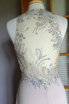 Wedding dress Sparkling Stone Daring by RetroVintageWeddings, $599.00