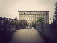 Berghain nightclub - Berlin