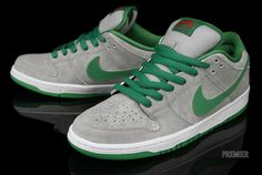"""Though the """"Nike SB"""" markings have been taken out on the most recent P-Rod V and Eric Koston 1 releases, Nike kept the """"Nike SB"""" designation to its May 2012 Asics Shoes, Nike Shoes, Sneakers Nike, Eric Koston, Ghetto Fabulous, Fashion Shoes, Mens Fashion, Nike Sb Dunks, Dunk Low"""
