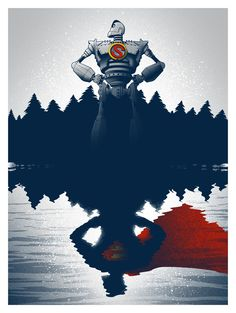 Iron Giant/Superman - Adam Rabalais
