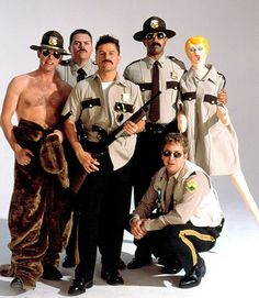 Super Troopers Sequel Confirmed: Steve Lemme Talks Movie - Us Weekly Super Troopers Meow, Super Troopers Quotes, Adult Halloween Party, Family Halloween Costumes, Halloween 2019, Broken Lizard, Movie Memes, 2018 Movies, Music Tv