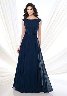 Montage by Mon Cheri 215903 Mother Of The Bride Dress - The Knot