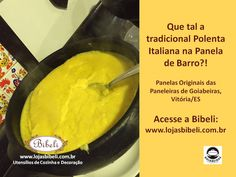Vamos usar a Panela de Barro para fazer outras comidas deliciosas? Para adquirir a sua panela original acesse: www.lojasbibeli.com.br/panelas-de-barro