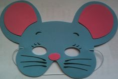 Máscara De Ratón - Compra lotes baratos de Máscara De Ratón de ... Felt Crafts, Diy And Crafts, Crafts For Kids, Super Hero Capes For Kids, Baby Sensory Board, Mouse Mask, Book Costumes, Black Construction Paper, Animal Masks