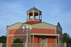 Igreja ucraniana da comunidade de São Roque, em Ivaí