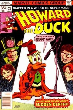 Howard the Duck (Volume) - Comic Vine