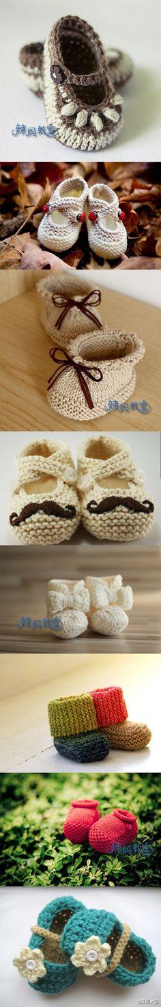 卡哇伊的宝宝鞋~!很有爱的它们,我的小时候…_来自沫小柒的图片分享