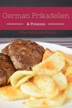 Pork Recipes, Real Food Recipes, Cooking Recipes, German Food Recipes, German Recipes Dinner, French Recipes, Cooking Food, Chicken Recipes, Gourmet