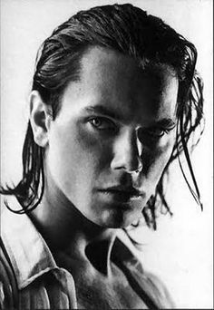 """River Phoenix-His parents named him River after the river of life in Hermann Hesse`s classic spiritual novel """"Siddhartha""""; and Jude, his middle name, after The Beatles` song """"Hey, Jude."""""""