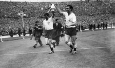 Tottenham have played in nine FA Cup finals at Wembley, including two replays in 1981 and 1982, both of which the Lilywhites won. Spurs clinched the first League and Cup double of the 20th century in the 1961 FA Cup final at Wembley (pictured above), but they lost their most recent trip to the new stadium in the 2015 League Cup final against Chelsea. Spurs have played seven League Cup finals at Wembley, four FA Cup semi-finals, three Charity Shields and four pre-season tournament matches.
