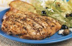 Mediterranean Chicken | Mrs. Dash, dash diet