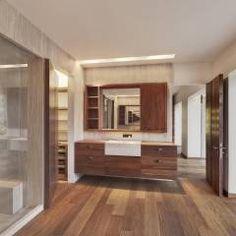 Rancho San Francisco: Baños de estilo translation missing: mx.style.baños.moderno por Lopez Duplan Arquitectos