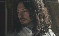 The king got a beard - musketeers bbc, S3 << trying to look like Aramis? Coz that ain't gonna happen.
